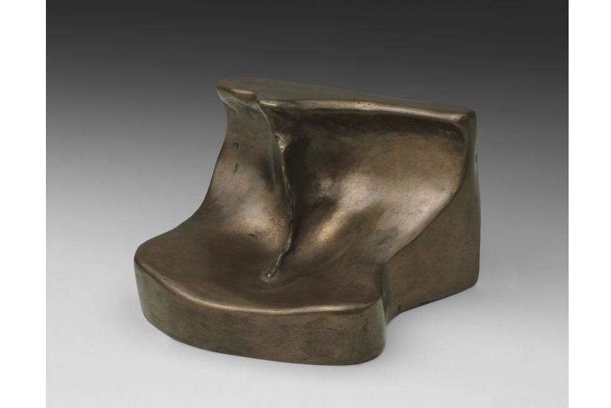 Marcel Duchamp - Female Fig Leaf, 1950