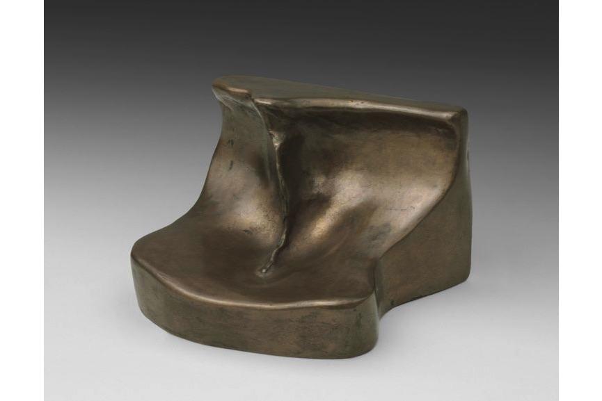 Marcel Duchamp - Feuille De Vigne Femelle, 1951