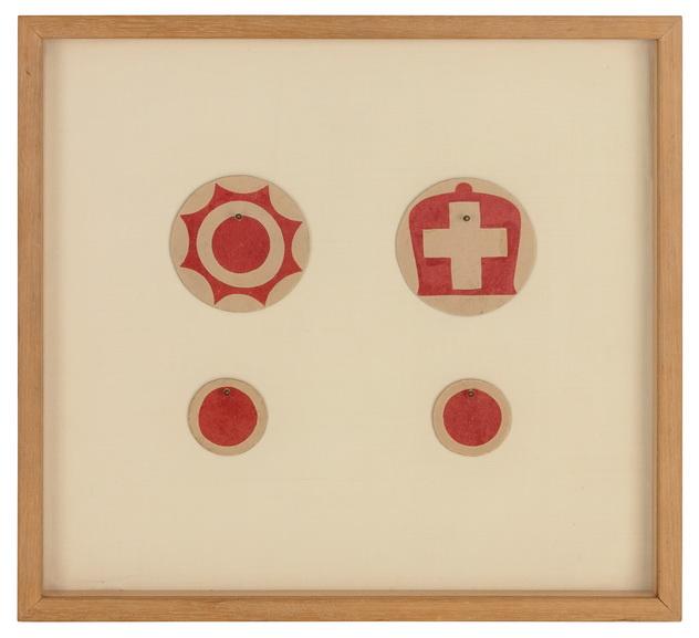Marcel Duchamp - Four Chess Pieces