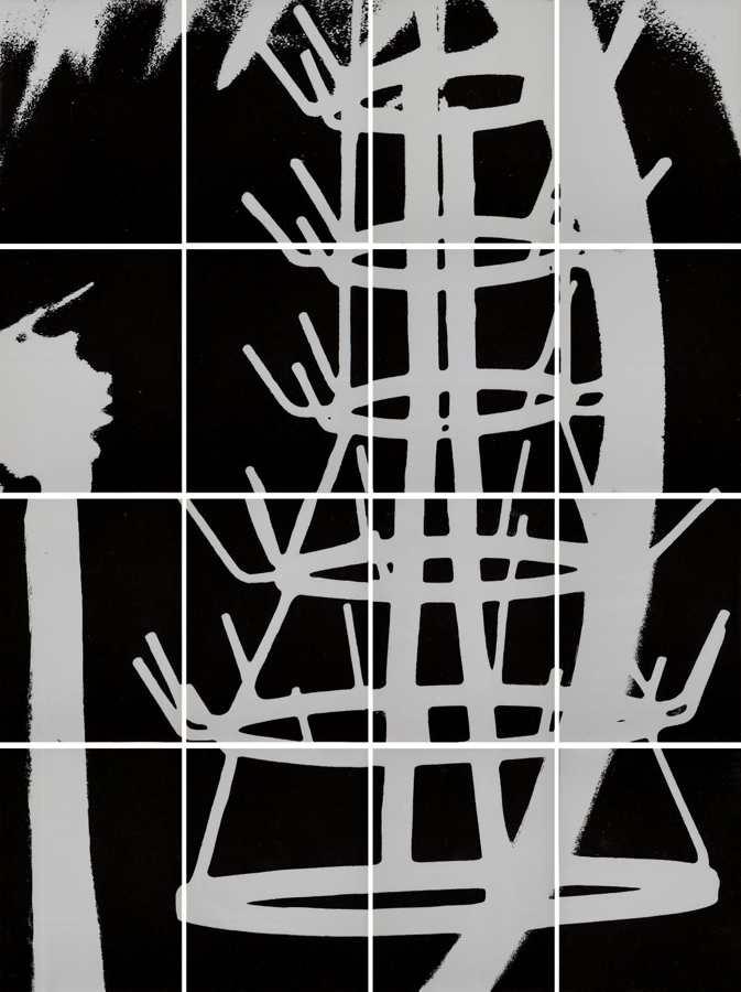 Marcel Duchamp-Suite d'ombres transparents (Suite of Transparent Shadows)-1967