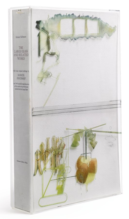 Marcel Duchamp-The Large Glass And Related Works Vol. I-1967