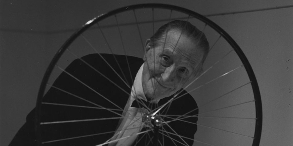 the controversy of marcel duchamp essay