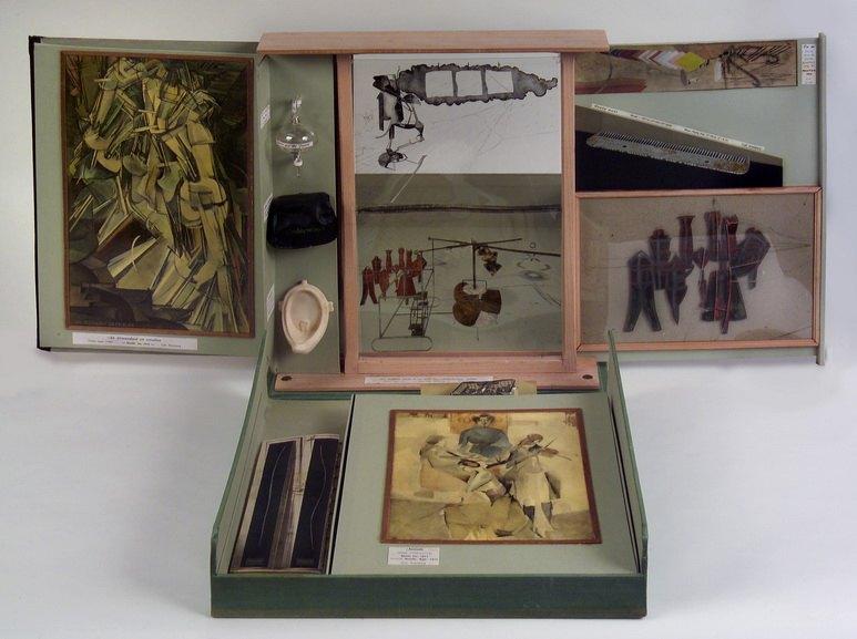 Marcel Duchamp assembled by Jacqueline Matisse Monnier
