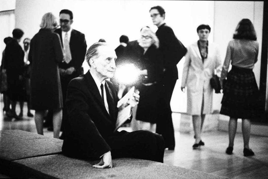 Marcel Duchamp artwork