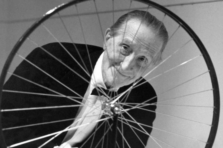 Marcel Duchamp artowrk