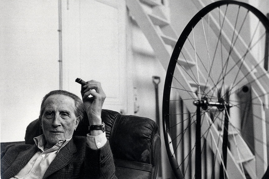 Marcel Duchamp can be considered as the inventor of assemblage art