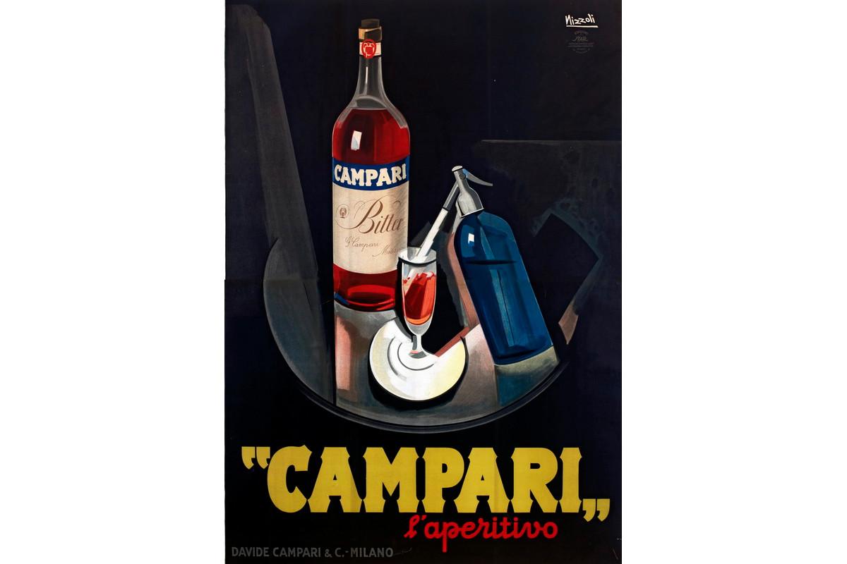 Marcello Nizzoli - Campari l'aperitivo