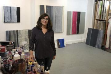 Marcy Rosenblat artist portrait
