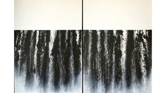 Mareo Mario Rodriguez - Expansion, Diptych, 2018