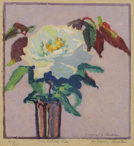 Margaret J. Patterson-The White Rose-1920