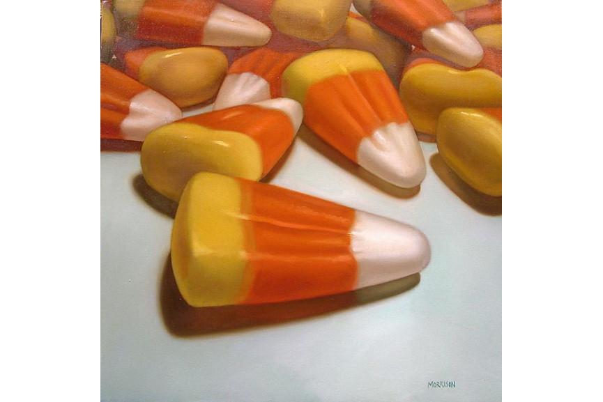 Margaret Morrison - Candy Corn