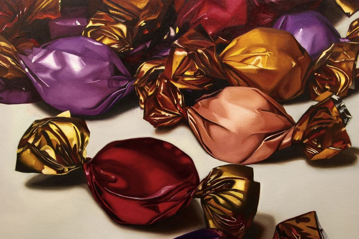 Margaret Morrison - Precious Gems (detail)