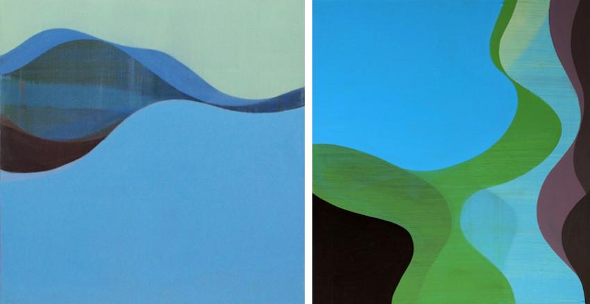Margaret Neill - Redoubt, 2013 - Conduit, 2014