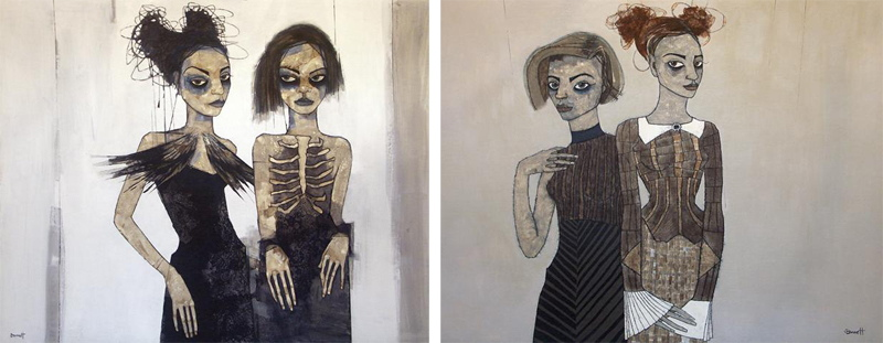 Margaretann Bennett - The Conspiritors and The Voyeurs
