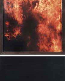 Marie-Jo Lafontaine-Feuer (from the series Jeder Engel ist Schrecklich)-1992