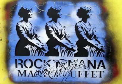 Marie Rouffet-Rock N' Nana-