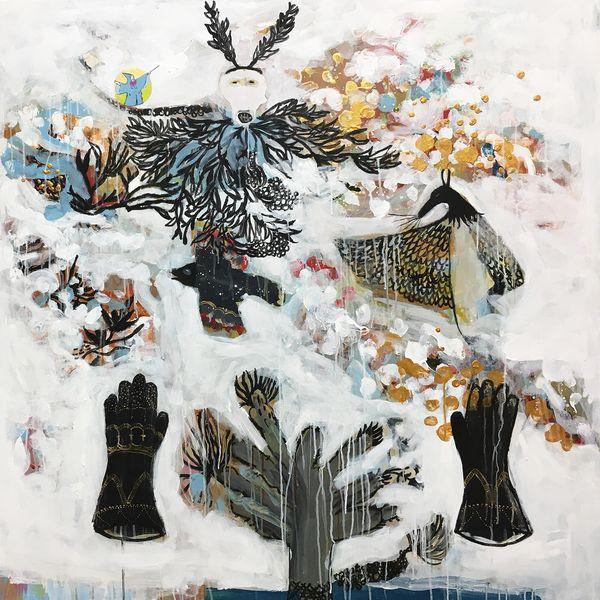 Marielle Plaisir - The Metamorphose of Ovide, 2017