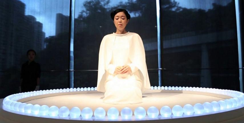 Mariko Mori - Pearl for Oneness