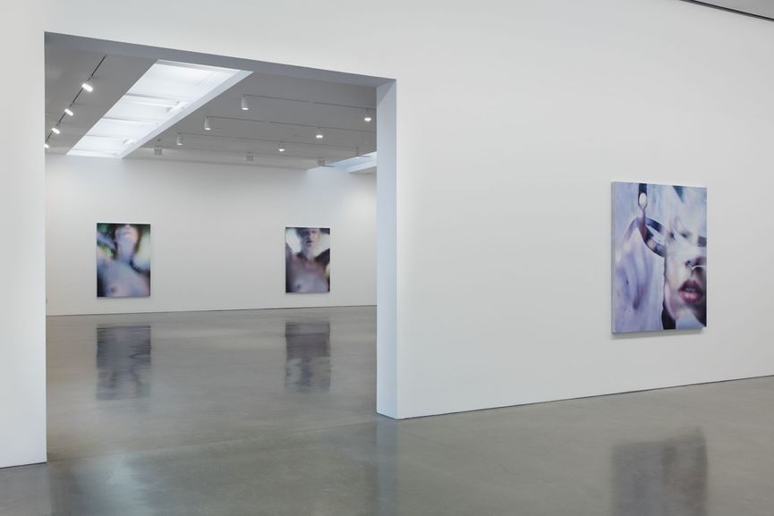 Marilyn Minter, Installation View