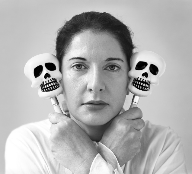 Portrait with Maracas, 2006