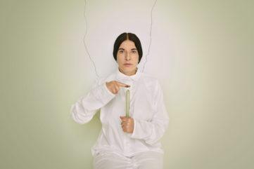 Marina Abramović's 2020 Royal Academy Show Will Be Electrifying - Literally!
