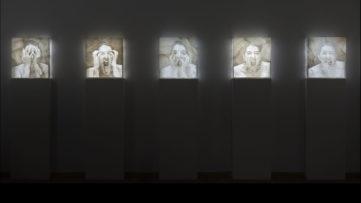 Marina Abramovic, Five Stages of Maya Dance, 2013