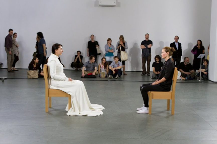 Lady gaga the abramovic method