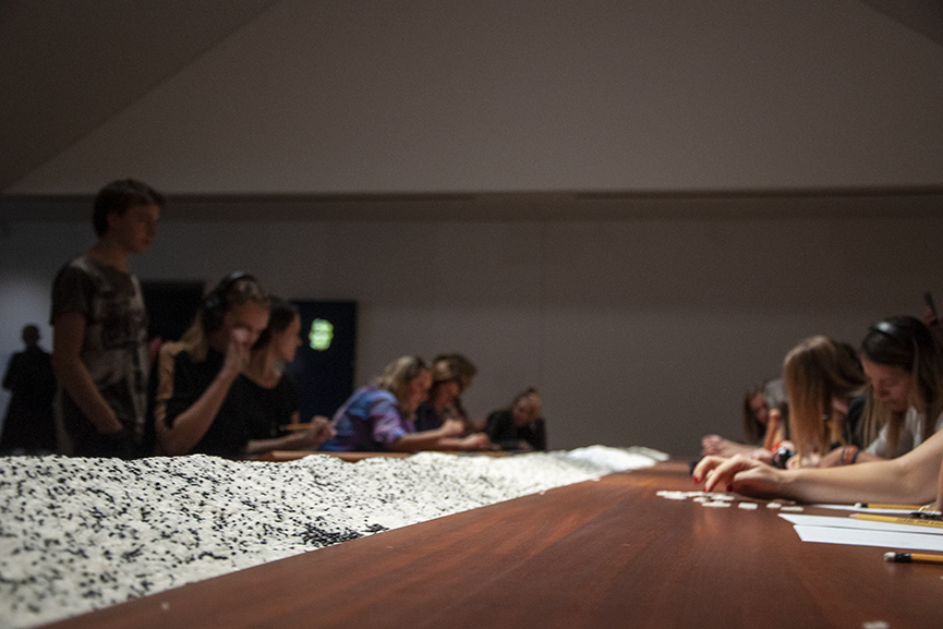 Marina Abramovic The Cleaner MOCA Belgrade 2019