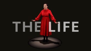 Marina Abramović - The Life (detail), 2019