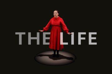 Marina Abramović - The Life (detail), 2019