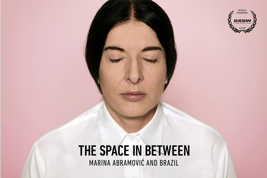 Marina Abramovic - The Space in Between