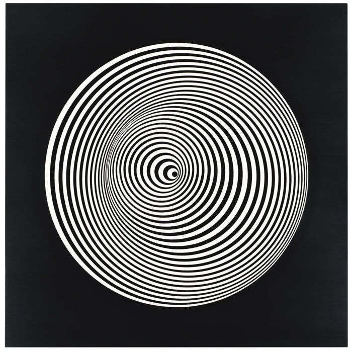 Marina Apollonio-Dinamica Circolare 6 S+S-1966