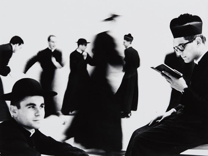 Mario Giacomelli-Untitled from lo non ho mani che mi accarezzino il volto-1963