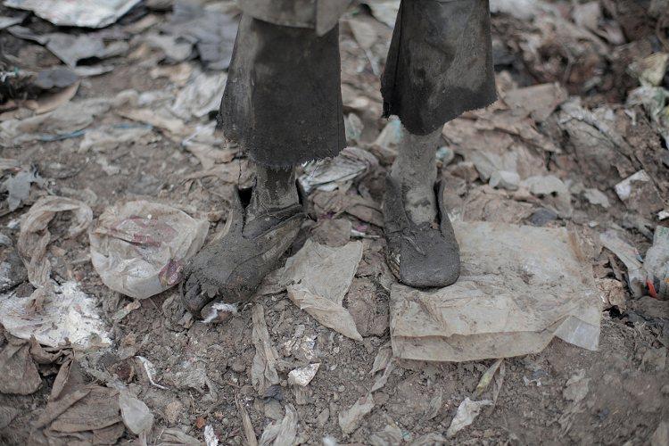 Mario Macilau - Untitled, Living on the Edge series, photo credits - Cape Town Biennial, photography