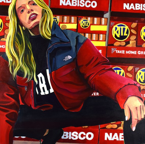 Marisa Rheem - The Ritzy Life on Aisle 6, 2019