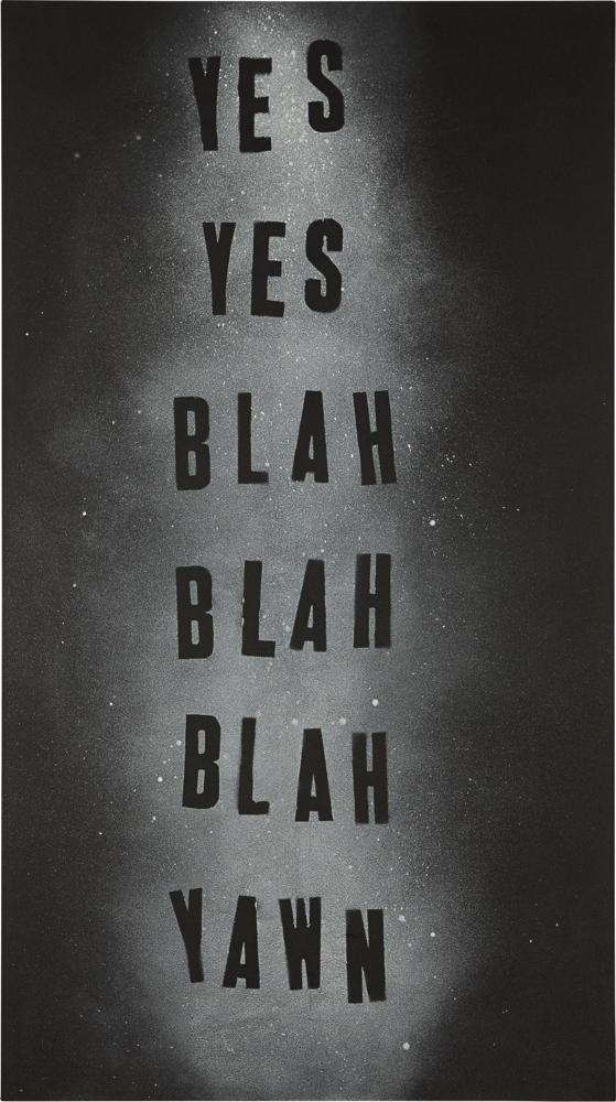 Mark Flood-Yes Yes Yawn-2012