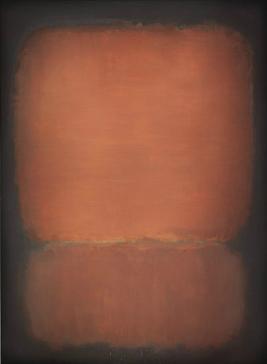Mark Rothko-No. 10-1958