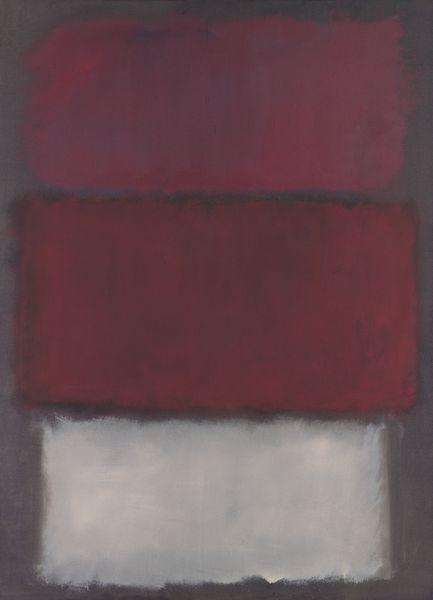 Mark Rothko - Untitled, 1960
