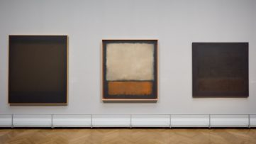 Mark Rothko at Kunsthistorisches Museum – Installation view