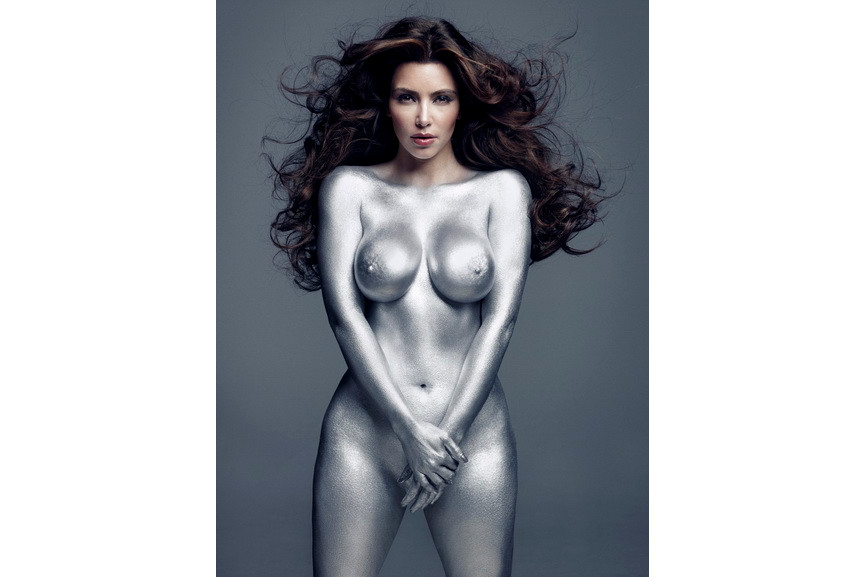 Mark Seliger - Kim Kardashian, New York
