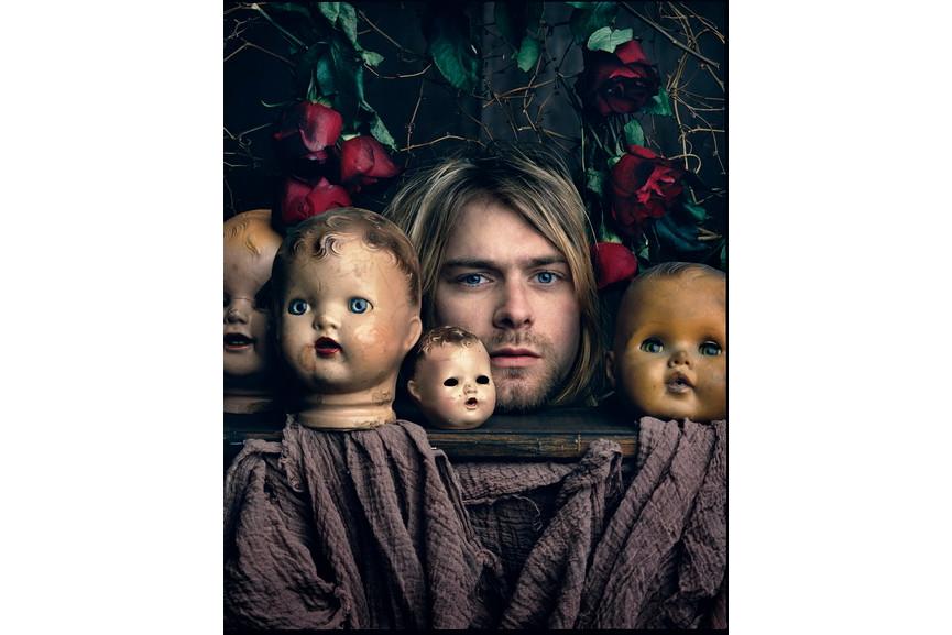 Mark Seliger - Kurt Cobain, Kalamazoo, MI
