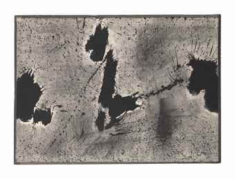 Mark Tobey-Untitled (Ritual Space)-1957