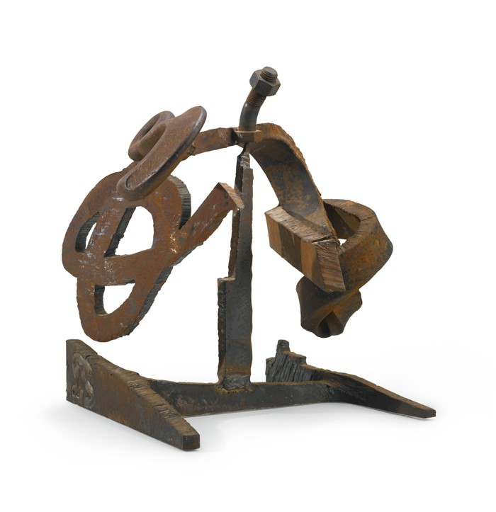 Mark Di Suvero-Untitled-1976