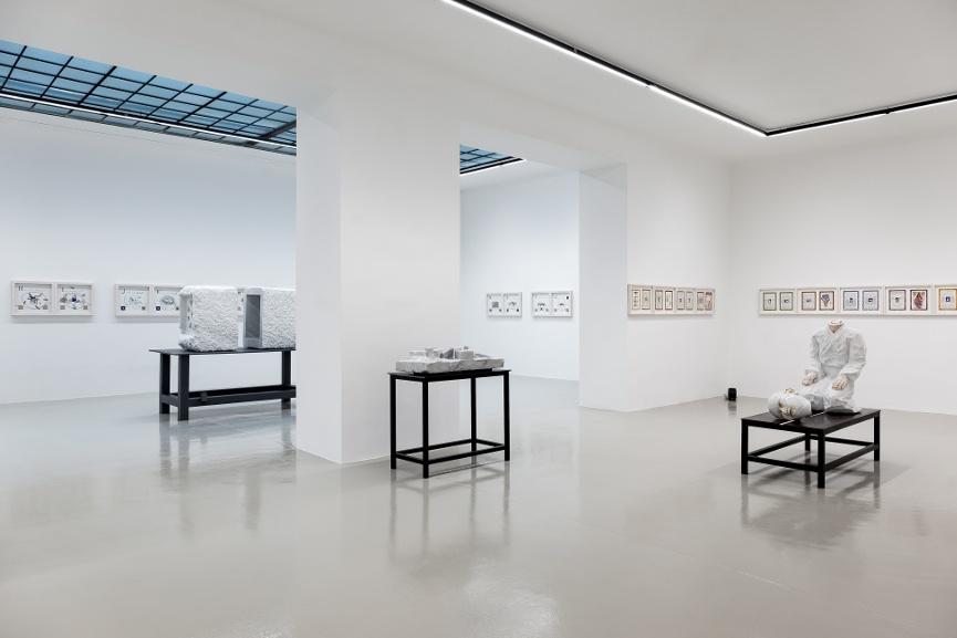 Exhibition at Galerie Lisa Kandlhofer