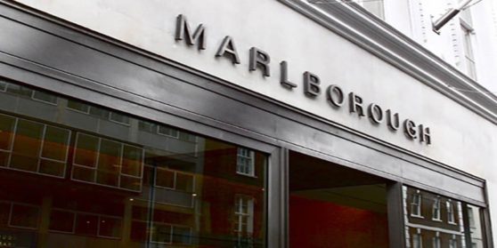 MARLBOROUGH FINE ART London