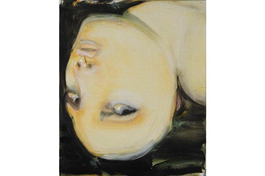 Marlene Dumas - Angelique, 2004