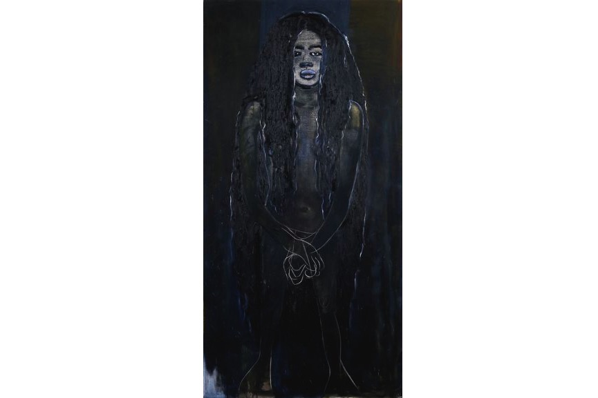 These Marlene Dumas Paintings Reached the Highest Prices in