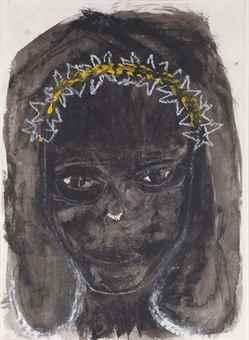 Marlene Dumas-Untitled-1987