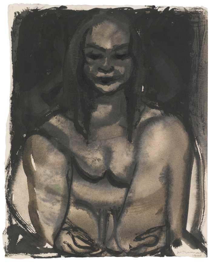 Marlene Dumas-Untitled-1990