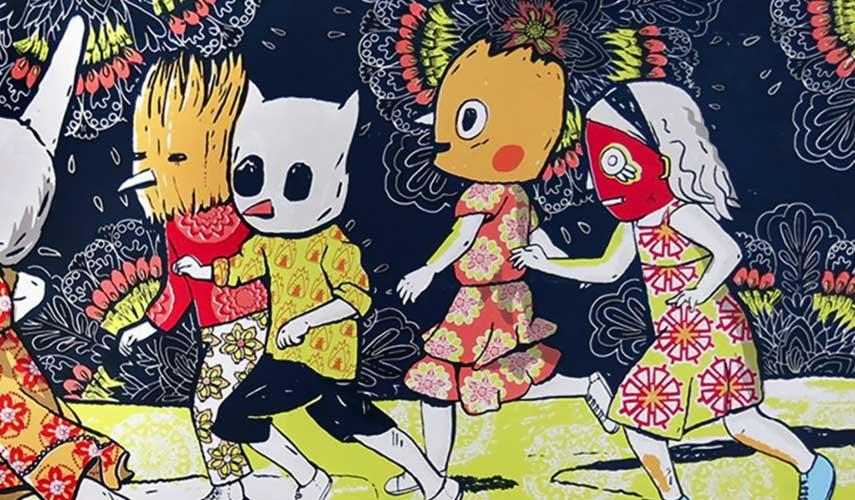 Marna Hattingh - Little Things,-2015 - Photo credits arttimes.co.za (Detail)